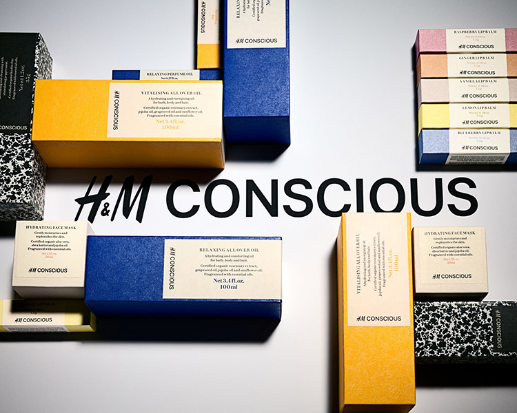 H&M Beauty Conscious