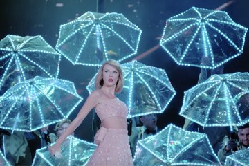 "Taylor Swift: ""New Romantics"""