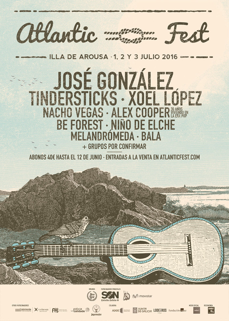 Atlantic Fest (cartel)