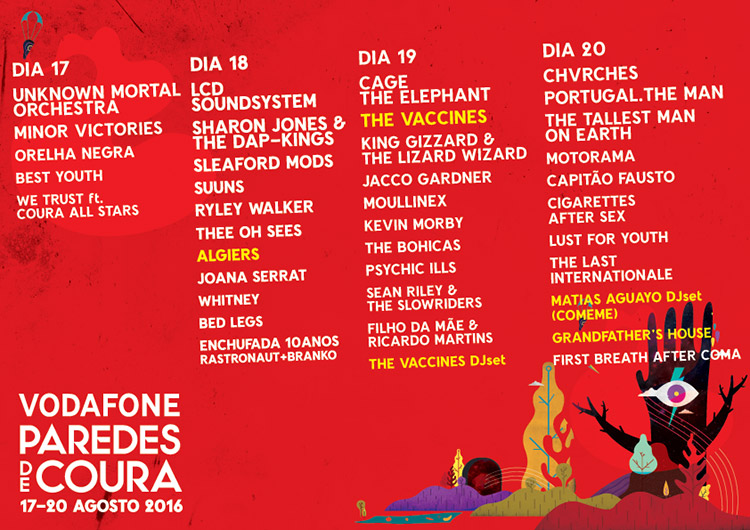 Paredes de Coura 2016