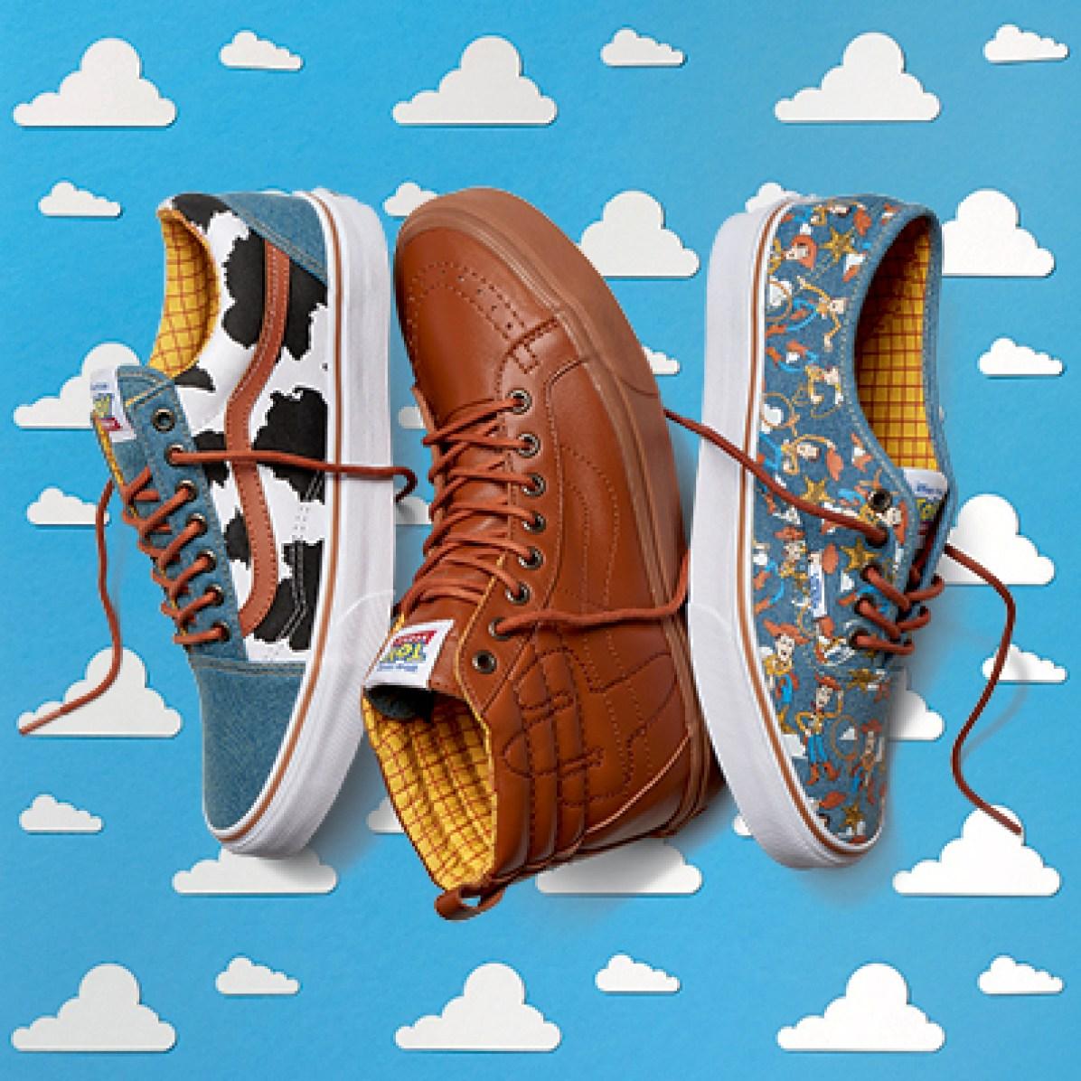 Vans x Toy Story