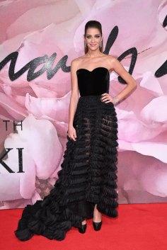 Ana Beatriz Barros @ Fashion Awards 2016