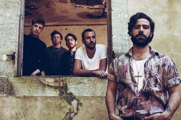Foals @ Paredes de Coura 2017