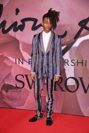 Jaden Smith @ Fashion Awards 2016
