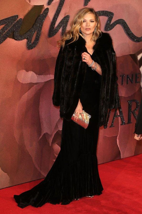 Kate Moss @ Fashion Awards 2016