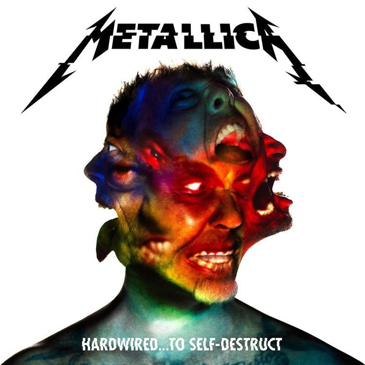 HARDWIRED... TO SELF-DESTRUCT de Metallica