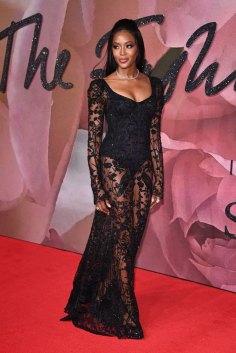 Naomi Campbell @ Fashion Awards 2016