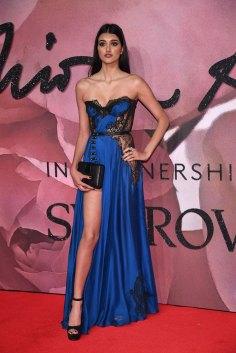 Neelam Gil @ Fashion Awards 2016