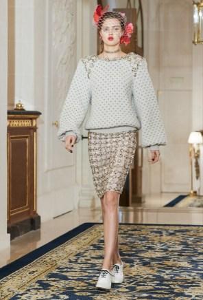 Chanel Métiers D'Arts Show 2016