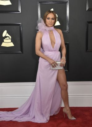 Jennifer Lopez @ Grammy 2017