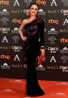 Sílvia Abascal @ Goya 2017