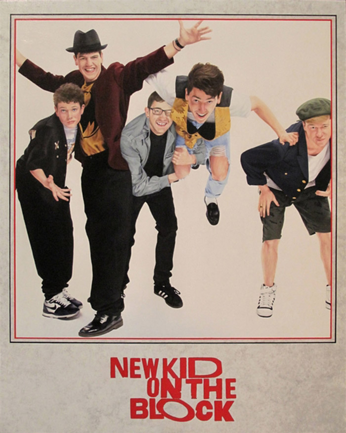 """New Kid"" de Cobi Moules"