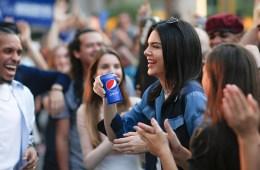 Kendall Jenner x Pepsi