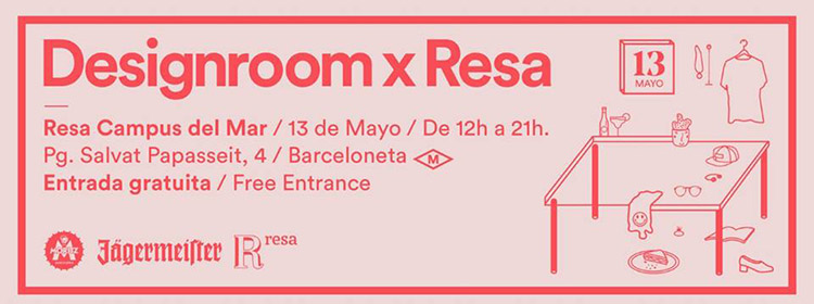 DesginRoom x Resa