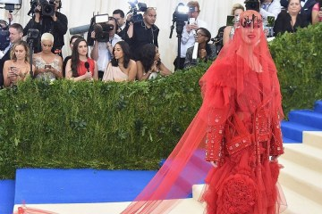 Katy Perry @ MET Gala 2017