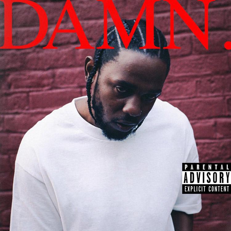 """""""DAMN."""" de Kendrick Lamar"""