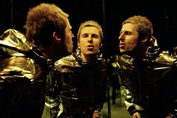 """Wall of Glass"", de Liam Gallagher"