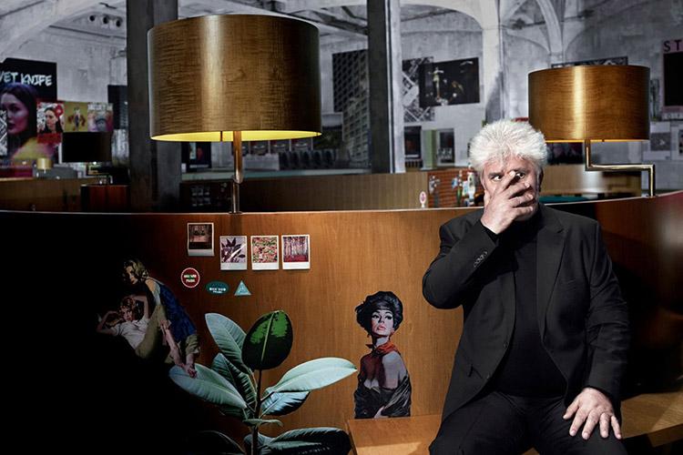 Pedro Almodóvar x Prada