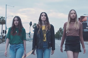 """Want You Back"" de Haim"