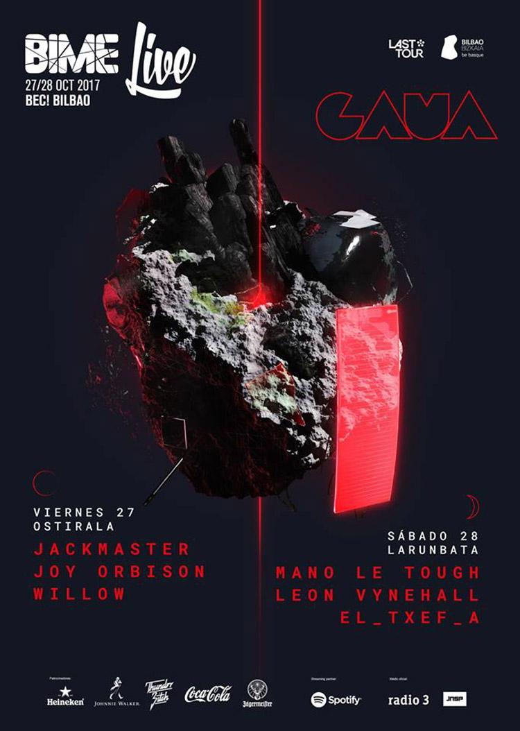 GAUA @BIME Live 2017