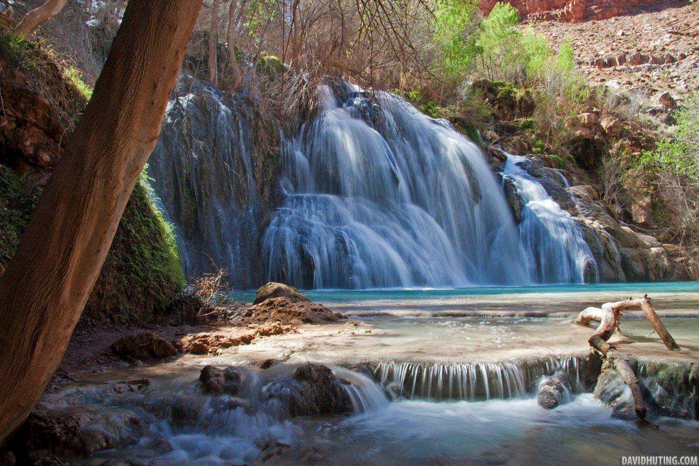 Navajo Falls Best Fantastic Viewpoint