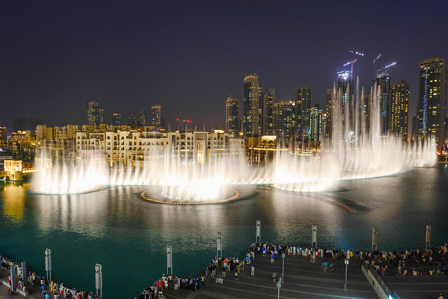 7979094170 a4b7c5f3eb z 13 Beautiful Fountains Around The World