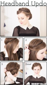 simple and cute hairstyle tutorials