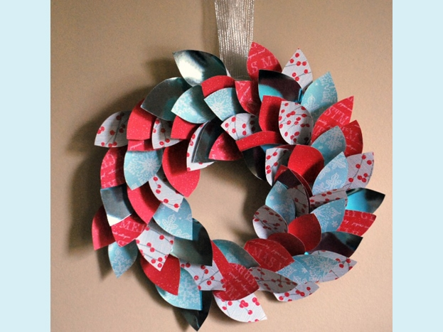 15 DIY Creative Christmas Wreath