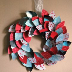 How To Decorate Living Room Modern French Design 15 Diy Creative Christmas Wreath