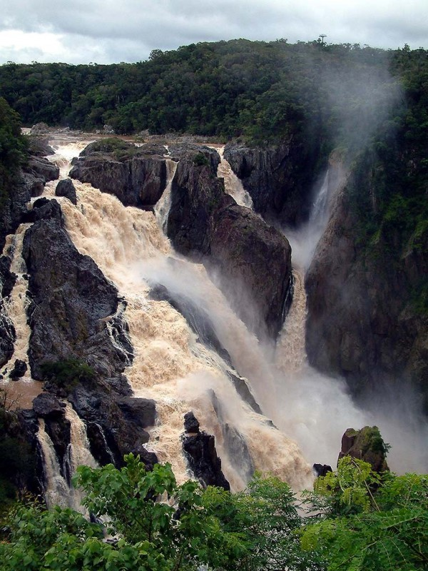 Barron Falls Australia 15 Beautiful Places and Landscapes of our Wonderful World