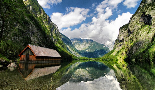 Konigsee Lake Germany 15 Beautiful Places and Landscapes of our Wonderful World