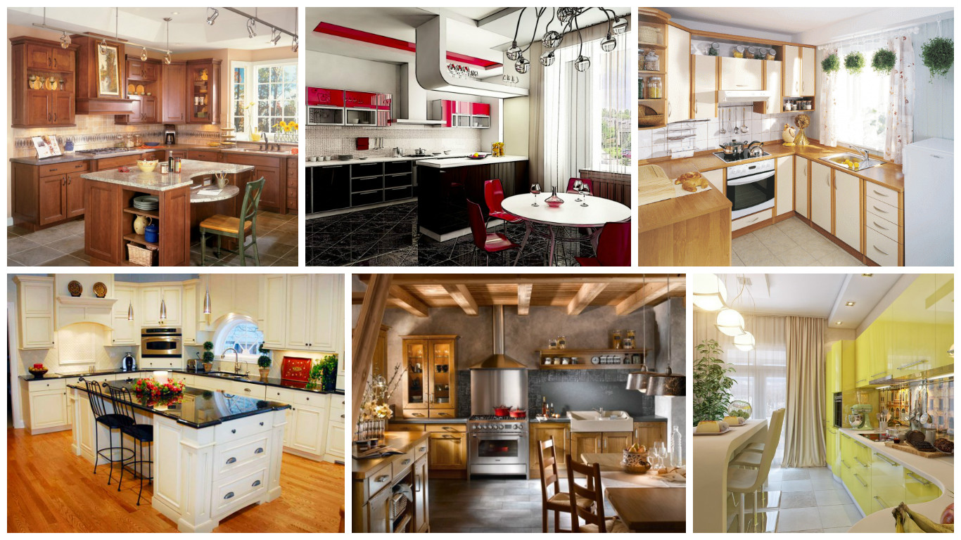 Stylish And Colorful Kitchen Design Ideas