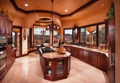 Awesome Kitchen Designs With Islands Pictures