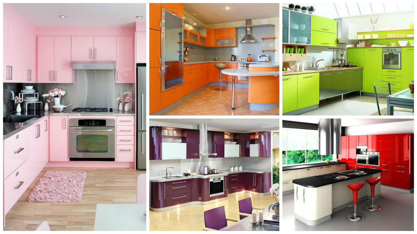 colorful kitchen accessories pendant lights for island 14 ideas modern décor