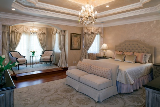 15 Elegant Crystal Chandeliers That Will Take Your Bedroom