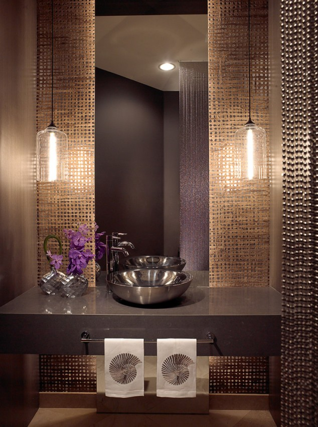 Turn Your Small Bathroom Big On Style With These 15 Modern