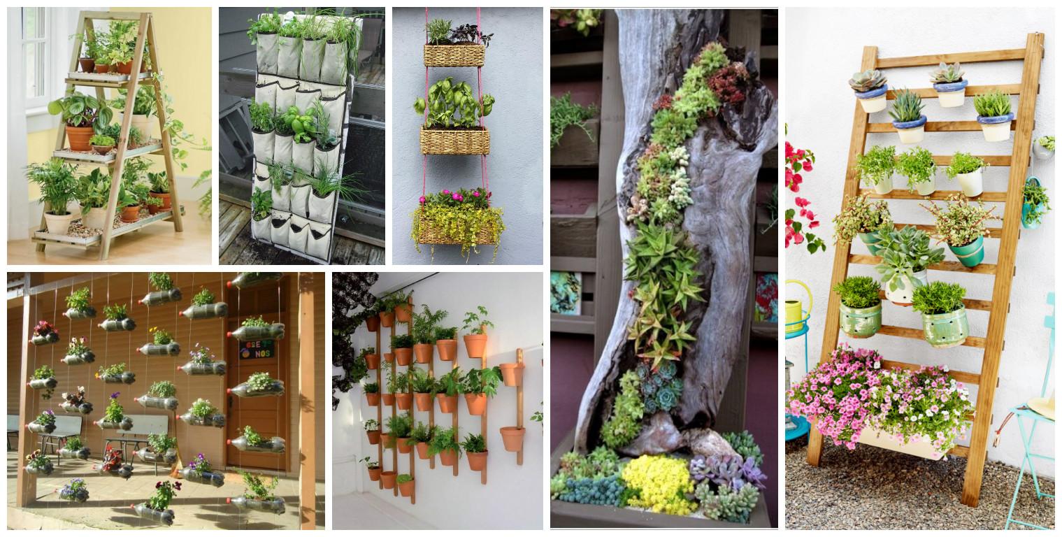 title | Vertical Garden Ideas