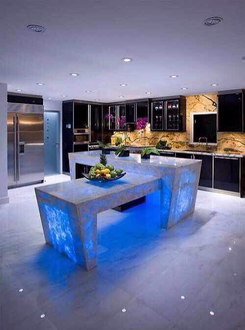 Kitchen Can Lights
