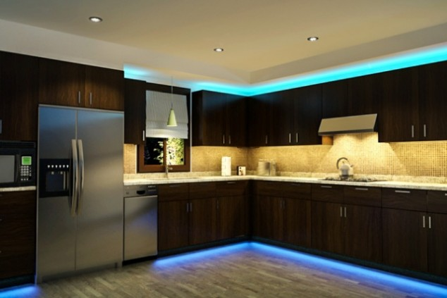 15 Adorable LED Lighting Ideas For The Interior Design
