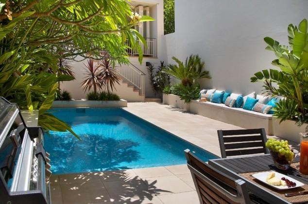 E0B888E0B8B1E0B894E0B8AAE0B8A7E0B89936 634x421 10+ Ideas para maravillosas piscinas Mini la natación en su patio trasero