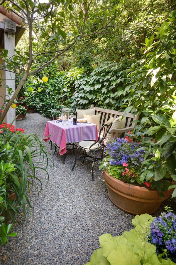 garden retreats piece of paradise