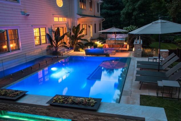 nj de la piscina de natación 634x425 10+ Ideas para maravillosas piscinas Mini la natación en su patio trasero