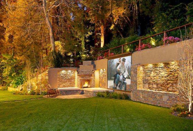 Foto 2332 634x432 12 Cine al aire libre Ideas para la tarde de verano romántico