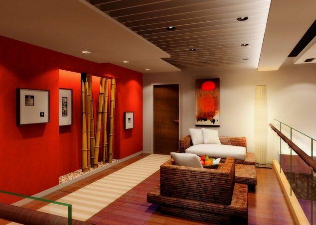 206542 634x452 16 adornos de bambú del árbol para la decoración del hogar de Thar son a la vez encantador y funcional