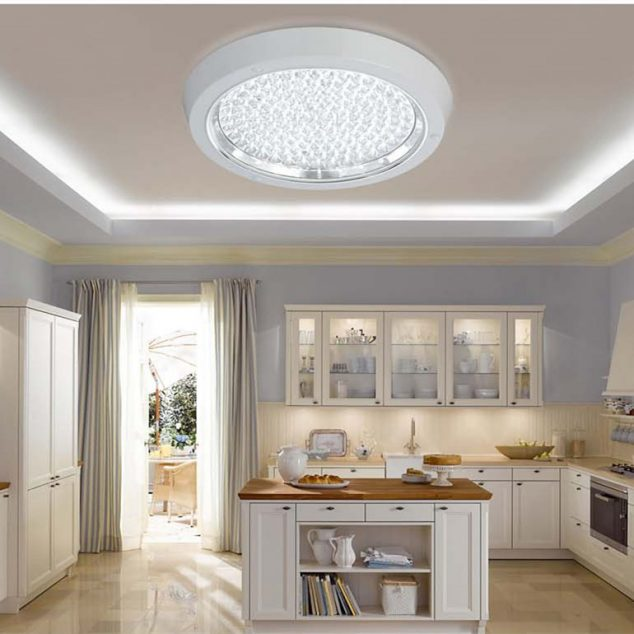 light for kitchen shelf 12 the best led ideas bringing enough in ceiling lights 634x634