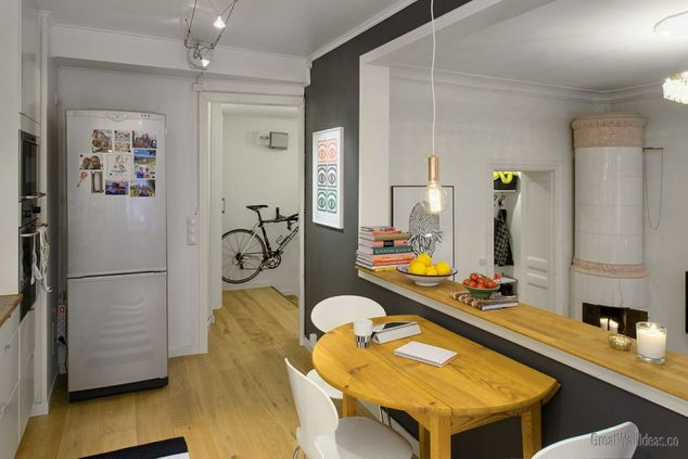 13 Affordable Half Wall In Kitchen For Breakfast Bar Idea