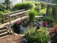 15 Inspirative Garden Pond With Bridge That You Would Like ...