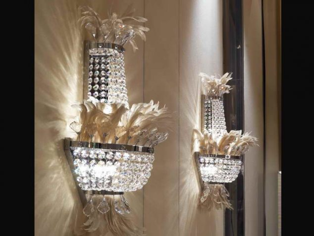 luxury lamps 8 634x476 15 Impressive Wall Lamp Design to Bless the Walls in The Living Place