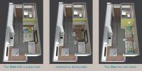 15 Studio Loft Apartment Floor Plans For Home Design