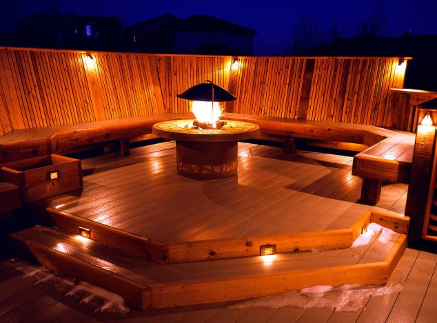 15 Special Deck Lighting Ideas to Delight You